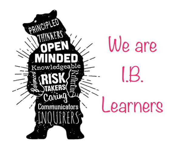 We are IB Learners