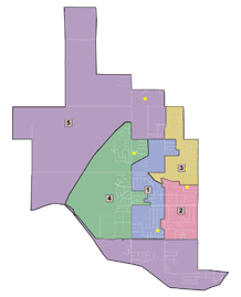 voting boundaries