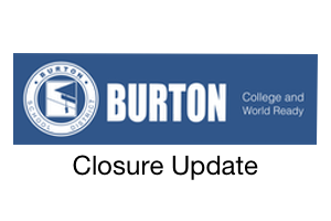 Closure Message 3/17/2020