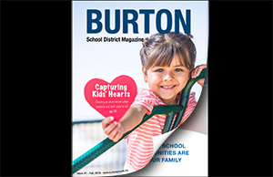 Burton Magazine issue 1 Fall 2018