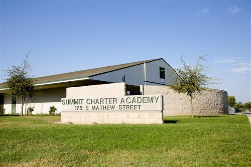Summit Charter Academy Mathew