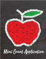 mini grant application