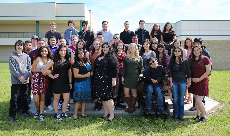 Porterville high school aries